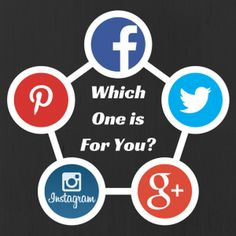 How to choose the right Social Media platforms for your #smallbiz.
