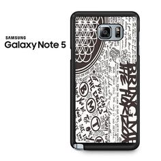 Bring Me The Horizon Bmth Collage Samsung Galaxy Note 5 Case