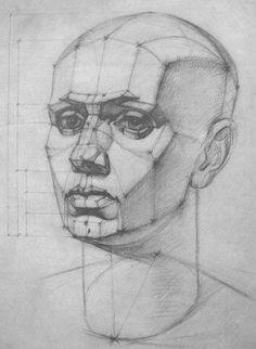 Human Anatomy Drawing, Human Figure Drawing, Figure Drawing Reference, Drawing Heads, Life Drawing, Drawing People Faces, Anatomy Sketches, Anatomy For Artists, Art Drawings Sketches Simple