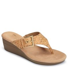 a9fbf12ec9c Flower Wedge Thong Sandal
