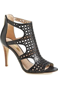 Free shipping and returns on Louise et Cie 'Winnie 2' Perforated Leather Pump…