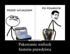 Pakowanie walizekhistoria prawdziwa – Everything, Kawaii, Lol, Paint, Humor, Memes, Funny, Historia, Picture Wall