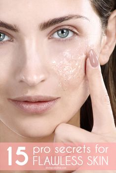 It takes more than sunscreen and moisturizer to keep your skin smooth and glowing. You might even be surprised at some of the habits that damage your skin. Here is what you should avoid to get flawless skin! #skincare #skin