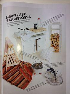 Fleimio Trolley / Glorian Koti 6/2011 (ensimmäinen lehtijuttu : )