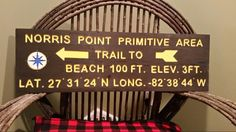 Rustic carved cedar sign for a nautical setting. Www.adirondackjims.com