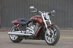 Harley Davidson VRSCF V-Rod Muscle
