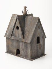 Gable Indoor Birdhouse