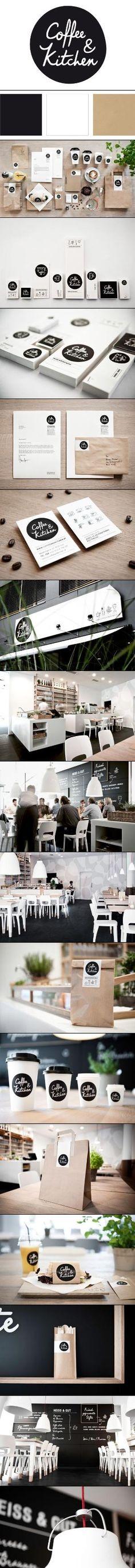 identity / Coffee & Kitchen | Moodley Brand Identity | #stationary #corporate #design #corporatedesign #identity #branding #marketing < repinned by www.BlickeDeeler.de | Take a look at www.LogoGestaltung-Hamburg.de by Krista.S