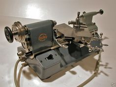 things to make with a lathe   Re: I'm thinking of getting a small metal lathe..... Any suggestions