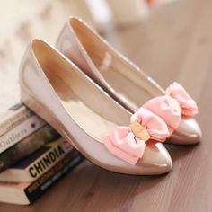 Cute shoes - Zapatos tiernos