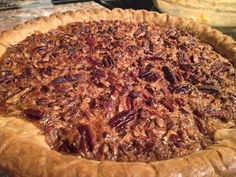 Pecan Pie, a family tradition that is easy to make