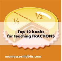 Top 10 book that teach fractions to kids