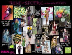 Trend spotting Fall 2012....