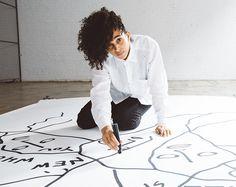 How Shantell Martin Makes It Work As An Artist