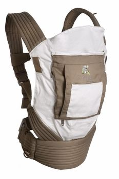 Onya Baby Cruiser in Dove Chocolate Baby Carrier Newborn, Baby Momma, Kids  Boutique 0581154427e