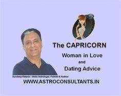 Capricorn woman dating tips