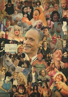 CROCS AND JORTS: THE ULTIMATE JOHN WATERS COLLAGE...