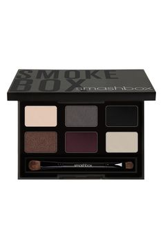 Fresh colors for a sultry, smokey eye look