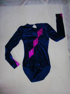 First it was only a boring old leotard. But than...