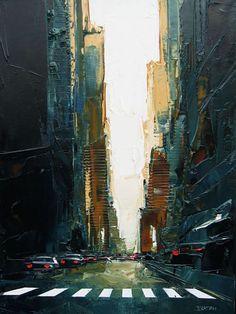 Manhattan by Daniel Castan