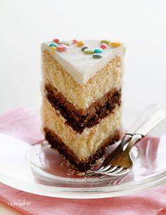 brownie as cake filling???