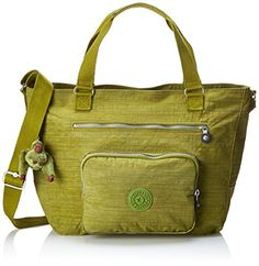 Kipling Noelle Green One Size *** Visit the link on the image. Amazon Affiliate Program's Ads.