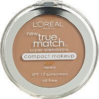 L'Oreal True Match Super-Blendable Compact Makeup SPF 17