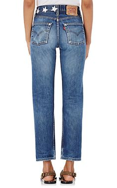 Icons Distressed Jeans - Jeans - 504606960