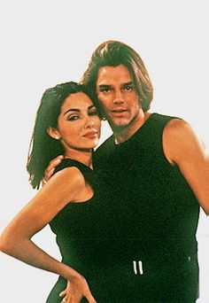 Brenda and Miguel. #GH50