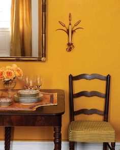 The shades of autumn such as orange, yellow, dark green, rust and brown make lovely accents for the home. Discover how you can bring the warm and wonderful hues of fall into your rooms.