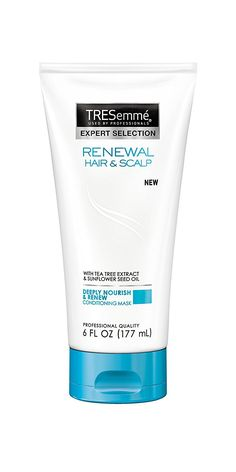 TRESemme Expert Selection Conditioning Mask, Renewal Hair and Scalp Deep 6 oz ** Visit the image link more details.
