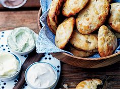 Bannock Scones with Three Butters