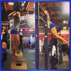Jackie Perez.  I looooove her legs.
