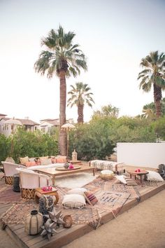 bohemian garden space. http://www.100layercake.com/blog/2014/11/05/korakia-dinner-party-wedding-artist-collective-palm-springs-venue/?utm_content=buffer980b4&utm_medium=social&utm_source=pinterest.com&utm_campaign=buffer #partytime #outdoors