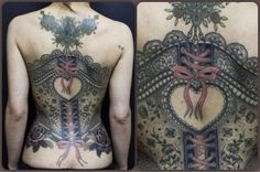 corset tattoos Check Out http://zombieboy.ca For Best Tattoos Images Ever!