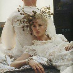 Fairytale story Vogue 1996