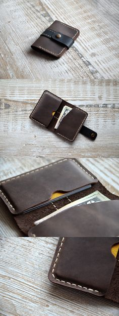 #wallet #leather #mens Mens wallet, Gifts for Men, Woman, Personalized Leather Wallets, Credit Card Wallet, Leather Wallet, Card Wallet, Wallets for men