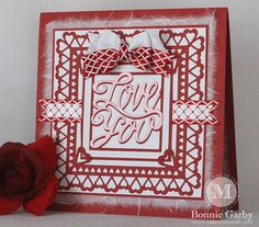 Really Reasonable Ribbon Blog: Really Reasonable Ribbon Challenge #156 - Red and/or Pink Theme with Ribbon or Trim