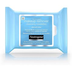 Neutrogena  Makeup Remover Cleansing Towelettes  #PrimePantry