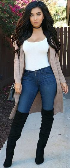 Sexy Winter Outfits To Inspire For Women To Date
