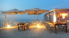 Il Clandestino Susci Bar #Portonovo, Ancona, Italy: fresh seafood, polished beer selection, panoramic seaview (http://www.morenocedroni.it/clandestino)