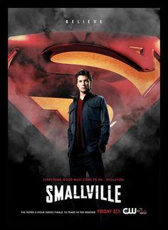 Quadro Poster Series Smallville 12 - Comprar em Decor10