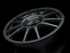 "SanremoCorse 18"" Mat Anthracite - Realized for high performances on tarmac #wheel #madeinitaly #evocorse #anthracite #rally #sanremocorse"