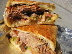 Sándwich Cubano, ricetta autentica del tipico panino imbottito cubano.