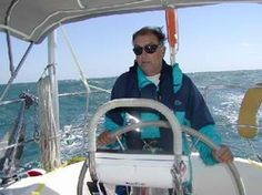 If you're new to weather, don't assume that once a storm (LO) passes, that the weather will be good for sailing!  If there's a strong HI filling in behind the LO, you may get gale force winds!  commuterCRUISER.com