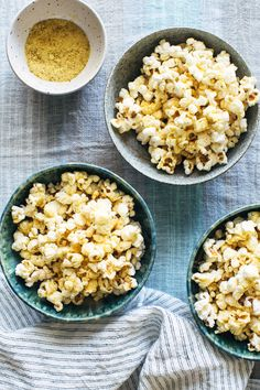Happy Vegan Popcorn just 1 of the 5 new flavored popcorn