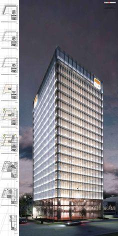 """EPTower. allende arquitectos, Lima 2015. Exposición """"Arquitectos de Madrid por el Mundo"""" http://www.allendearquitectos.com/news/?p=3340"""