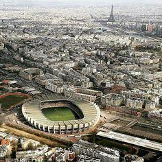 Parc des Princes Stadium, Paris, France