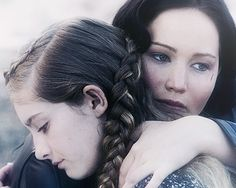 Katniss and Prim
