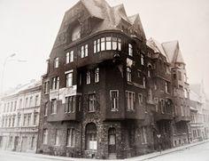 Czech Republic - In old Teplice (Teplitz)